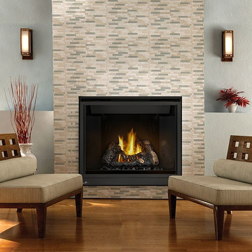 Continental Gas Fireplace