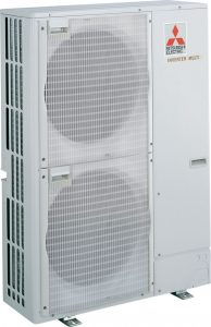 Mitsubishi Mxz Series Ductless Multi Head Ac Climate