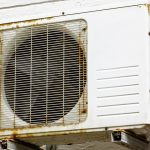 There are many risks linked to running an old air conditioning unit.