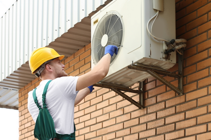 HVAC maintenance is important for purifying the air in your home.