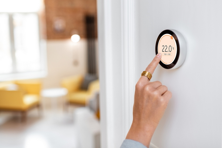 Switch to a smart thermostat